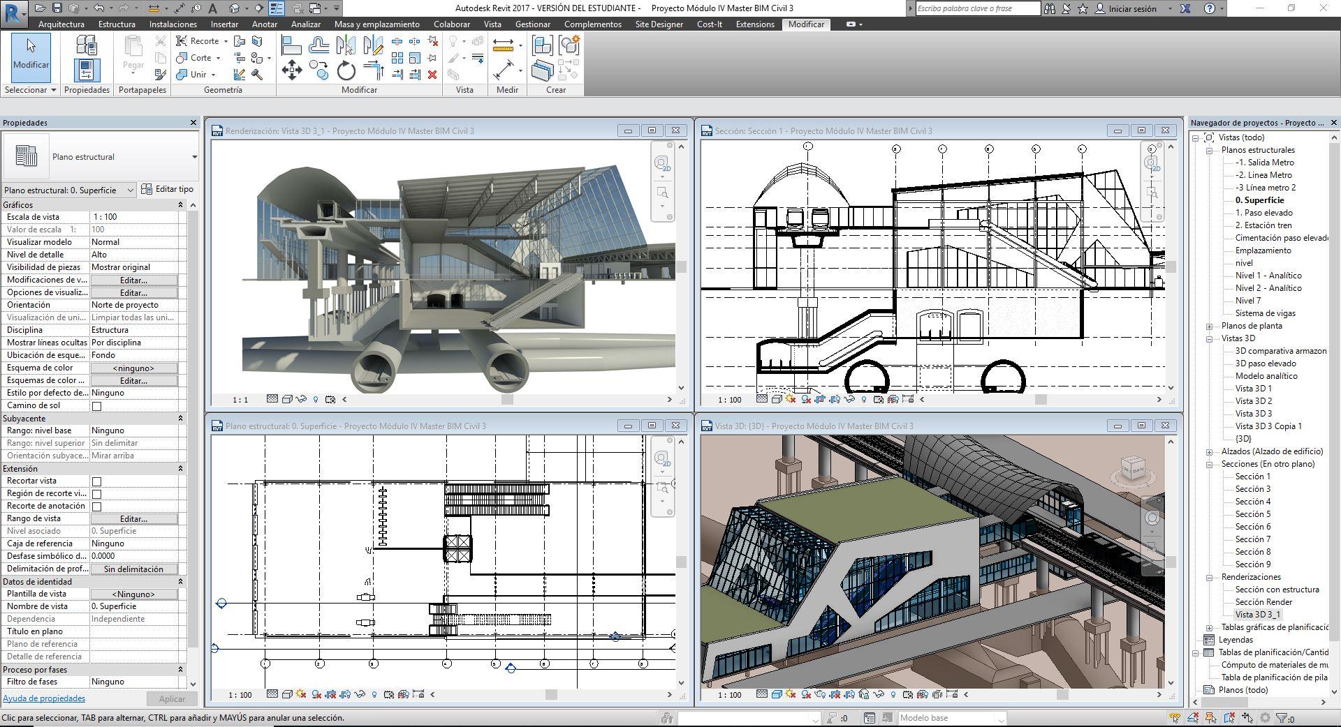 programas de arquitectura para que puedas modelar 3d y