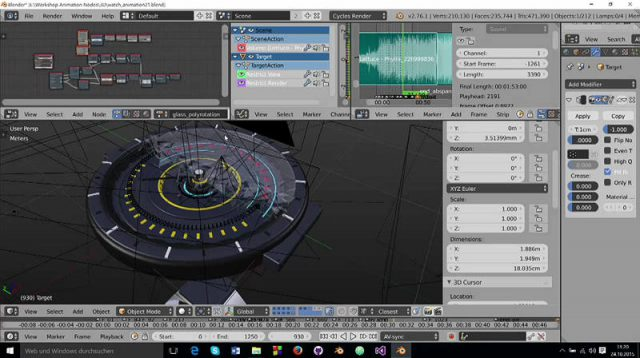 Cuatro Programas De Animación 3d De Descarga Gratuita