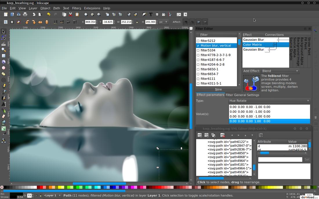 dd8d1e09cf84 Inkscape  el mejor software libre de diseño que encontrarás